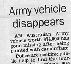 Yet another reason why fire engines are painted red.