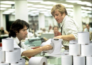 Behind every great news story is a paper trail.