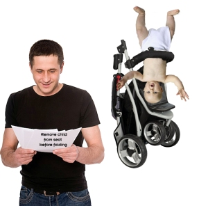 Folding child stroller copy
