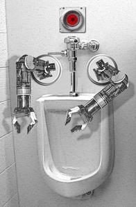 Robo-urinal