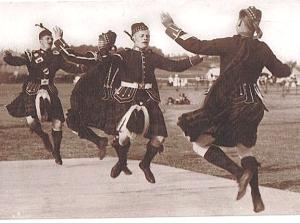 Scottish Foursome