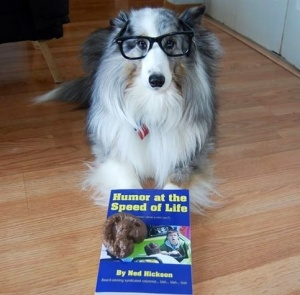 Literary critic Nicholas H. Sheltie personally presents the Distinguished Dookie Award