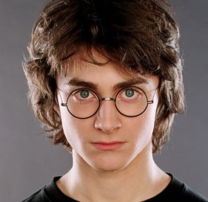 Daniel Radcliffe, as he appears today. Or 10 years ago. Or when he's 40