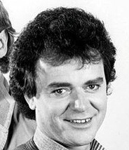 Russell Hitchcock, lead singer of Air Supply.
