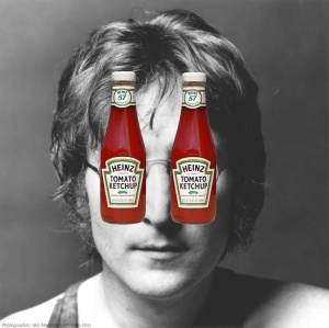 """An image borrowed from Ross Murray's private collection of Andy Warhol's """"Early Failures"""" collection."""