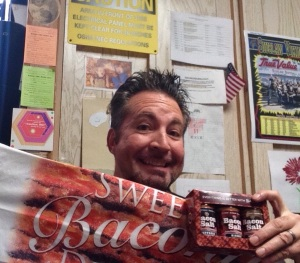 Did I mention they make a bacon coffin? I am putting mine on layaway...